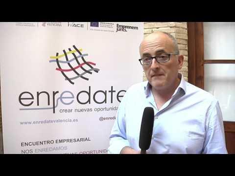 Entrevista a Manuel Martinez CEO de FabLab Valencia en Enrédate Alzira