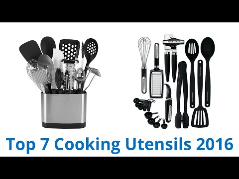 7 Best Cooking Utensils 2016