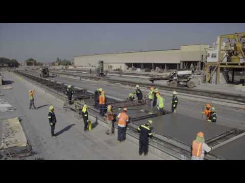 210 Highway Project - Oldcastle Precast Roadway Slabs Video Thumbnail