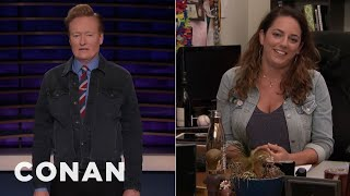 Conan Checks Back In On Sona's