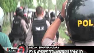 Video Sarang judi digrebeg polisi, oknum TNI melawan? - iNews Pagi 16/03 MP3, 3GP, MP4, WEBM, AVI, FLV Februari 2018