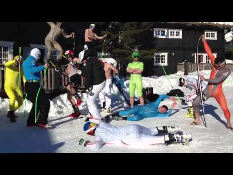 Harlem Shake of Austrian ski team (ÖSV)