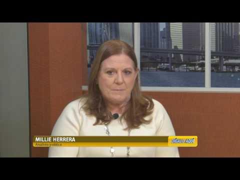 Entrevista a @MillieHerrera – Digalo Aqui 21-02-2017 Seg. 02