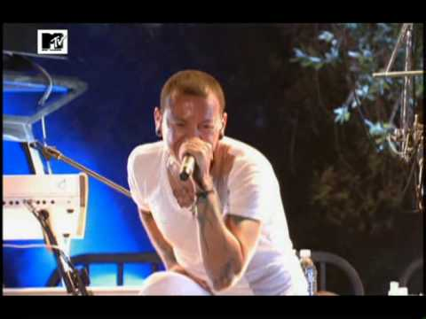 Linkin Park – Faint (live @ Transformers 2 premiere)