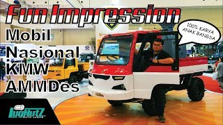 Video MOBNAS MODULAR SIAP JUAL KARYA ANAK BANGSA! - KMW AMMDes Fun Impression | LugNutz Indonesia Merdeka! MP3, 3GP, MP4, WEBM, AVI, FLV Oktober 2018