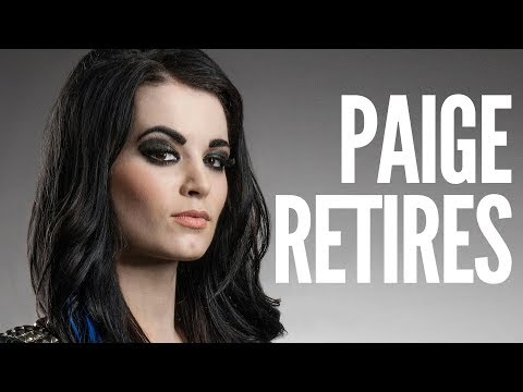 PAIGE FORCED TO RETIRE DUE TO INJURY? (Going in Raw Daily 1/12/18)