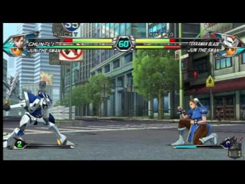 preview-Tatsunoko vs Capcom: Ultimate All Stars - Review (Kwings)