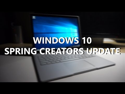 Windows 10 April 2018 Update (Redstone 4): Top 5 Features!