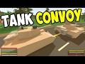 UNTURNED GangZ - Three Tank Raid (again!) S4E03 (Washington Multiplayer PvP)