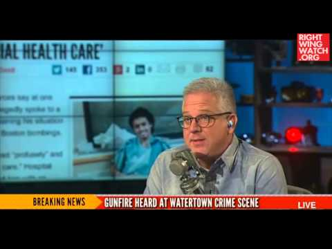 *CONSPIRACY THEORY?* GLENN BECK GIVES U.S. GOVERNMENT UNTIL MONDAY TO COME CLEAN ABOUT BOSTON BOMBING COVER UP!