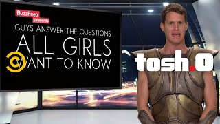 Tosh.0 - Girls Ask Daniel Questions