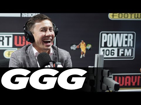 GGG Says Age Is Big Problem In Canelo Fight + Talks Mayweather Vs. McGregor (видео)