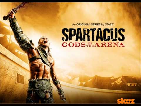 Spartacus Gods Of The Arena Soundtrack: 04/33 Snuff Montage