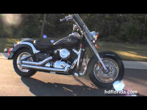 Used 2004 Yamaha V-Star 650 Classic Motorcycle for sale