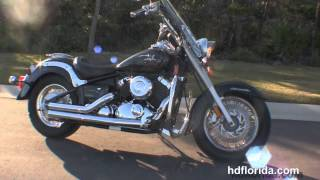 7. Used 2004 Yamaha V-Star 650 Classic Motorcycle for sale