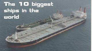 Video The Ten Biggest Ships In The World MP3, 3GP, MP4, WEBM, AVI, FLV Oktober 2018