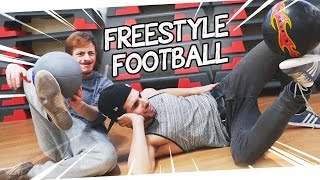 Video J'AFFRONTE UN CHAMPION DE FOOTBALL FREESTYLE! MP3, 3GP, MP4, WEBM, AVI, FLV Agustus 2017