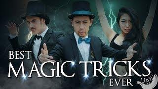 Video The Best Magic Tricks Ever MP3, 3GP, MP4, WEBM, AVI, FLV Juli 2018