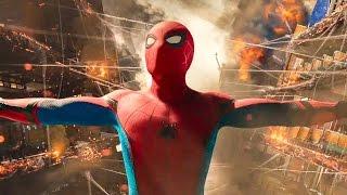 Человек-паук: Возвращение домой — Русский трейлер #2 (2017)
