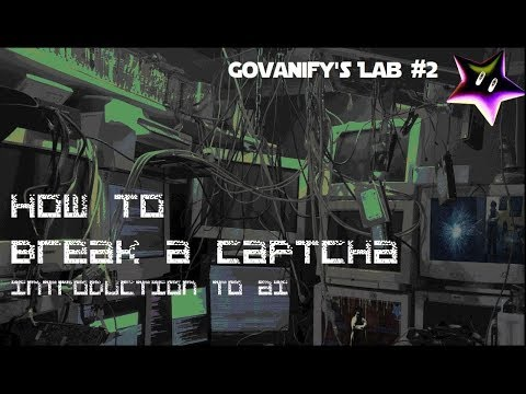 Video HOW TO BREAK A CAPTCHA | INTRODUCTION TO AI download in MP3, 3GP, MP4, WEBM, AVI, FLV January 2017