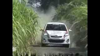 Asia Pacific Rally Championship: Thailand Race Report