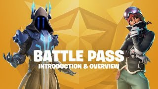 Fortnite - Season 7 Battle Pass Overview