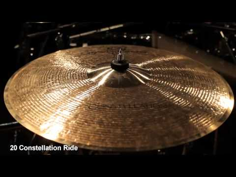 Supernatural Cymbals 20 Constellation Ride