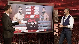 UFC Prague: Inside the Octagon - Blachowicz vs Santos by UFC