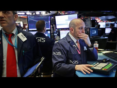 Watch live: Dow soars more than 1,050 points
