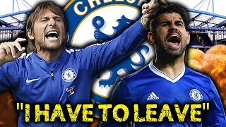 SUBSCRIBE to EURO FOOTBALL DAILY: http://bit.ly/EUROFDsubscribe Diego Costa is in Brazil but Chelsea want him back in London! will he actually return?