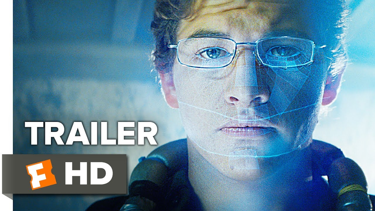 Break Free in Steven Spielberg's adaptation of Ernest Cline's 80s Pop Culture Virtual Reality 'Ready Player One' (Teaser Trailer)