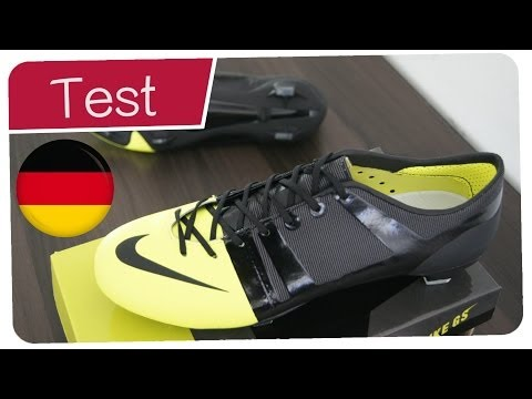 Nike GS Concept Test : Neymar Fußballschuhe-  Deutsch/German - Green Speed - Germankickerz