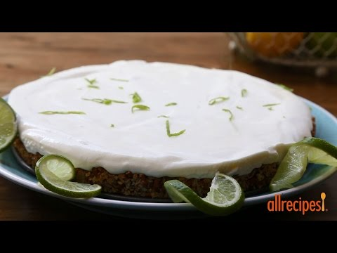 Pie Recipes – How to Make Frozen Margarita Pie