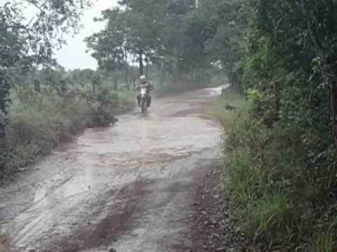 PERDIDÃO MOTO ENDURO - Só a lama - Olhos D'água 2012