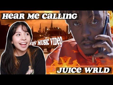 Juice WRLD - Hear Me Calling (Official Music Video) | REACTION