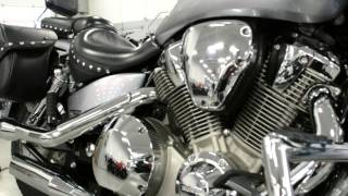 10. 2006 HONDA VTX 1800S SPEC 1 @ iMotorsports A1254