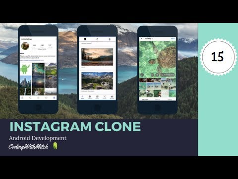 Testing Images in The User Profile (Part 15) - [Build an Instagram Clone]