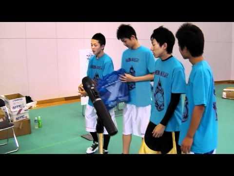 2011年7月23日ゼビオカップいわき・相双地区予選 表彰式