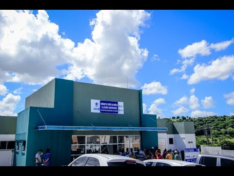 Rio Novo recebe nova Unidade de Saúde da Família