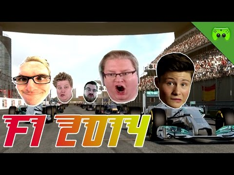 F1 2014 # 7 - GP von China 1/2 «» Let's Play F1 2014 PC | Full HD