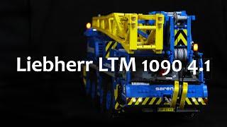 Video LEGO Liebherr LTM 1090 4.1 SARENS MP3, 3GP, MP4, WEBM, AVI, FLV Agustus 2017
