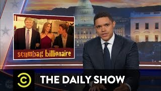 The Daily Show - Fallout from Donald Trump Scandal