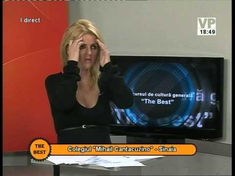 "Preselecții The Best – 13 octombrie 2014 (I) – Colegiul ""Mihail Cantacuzino"" Sinaia"