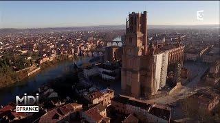 Albi France  city photos : La cathédrale Sainte-Cécile d'Albi est une merveille
