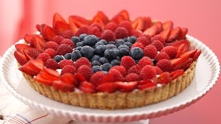 Red White and Blue Star Tart - Everyday Food with Sarah Carey by Everyday Food