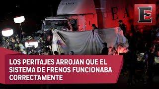 Video Tráiler accidentado en la México-Toluca circulaba a exceso de velocidad MP3, 3GP, MP4, WEBM, AVI, FLV Januari 2019