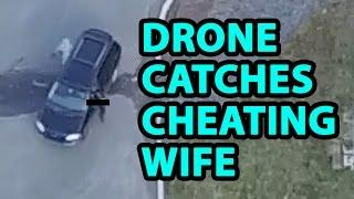 18 lat w związku i facet łapie żonę na zdradzie dzięki dronowi!