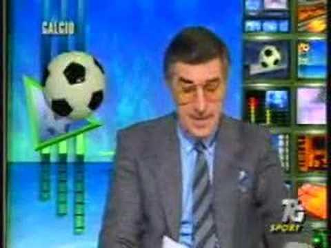 Italian News Anchor Germano Mosconi