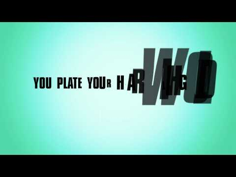 Sofia Talvik - You Plate Your Heart With Gold (Animated Lyrics)