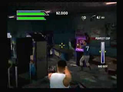 Bad Boys II Playstation 2
